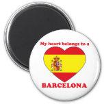 Barcelona Imanes Para Frigoríficos