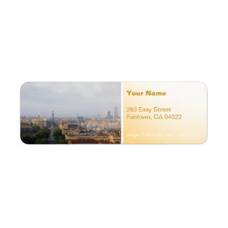 Barcelona Label