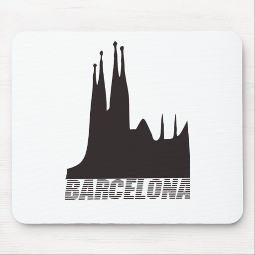 Barcelona Mouse Pads
