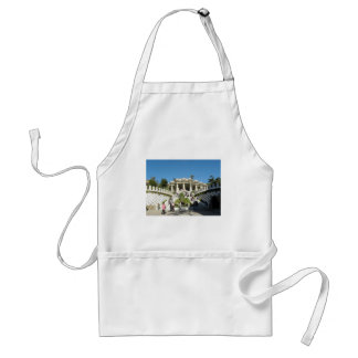 Barcelona--Parc--Guell--[kan.k] Adult Apron