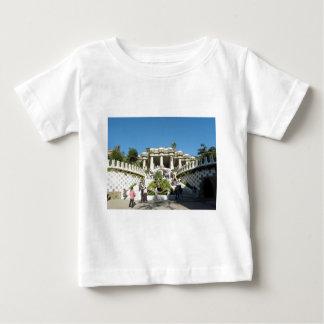 Barcelona--Parc--Guell--[kan.k] Baby T-Shirt