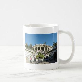 Barcelona--Parc--Guell--[kan.k] Coffee Mug