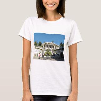 Barcelona--Parc--Guell--[kan.k] T-Shirt