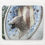 Barcelona - Parc Guell Mouse Pad