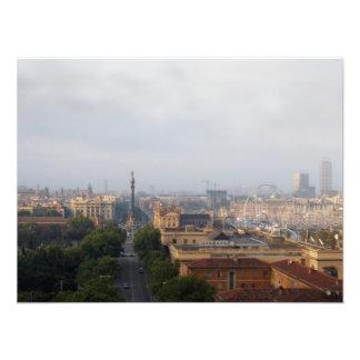 Barcelona Photo Print
