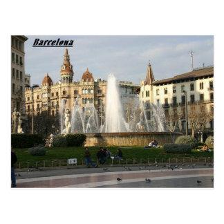 Barcelona-Plaza-Angie.JPG Postcard