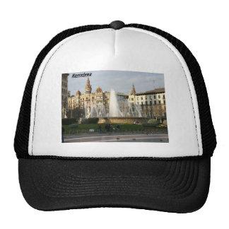 Barcelona-Plaza-Angie.JPG Trucker Hat