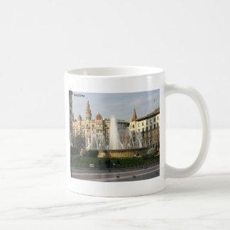 Barcelona--Plaza--Catalunya--[kan.k].JPG Coffee Mug