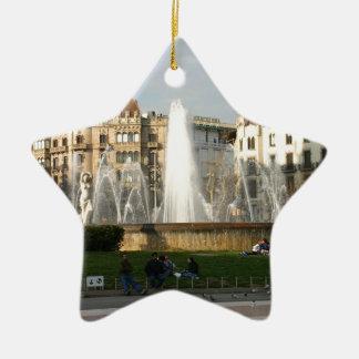Barcelona--Plaza--Catalunya--[kan.k] .JPG Adornos De Navidad