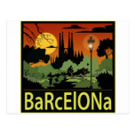Barcelona Postales