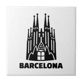 Barcelona Sagrada Familia Azulejo Cerámica
