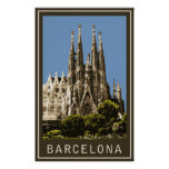Barcelona Sagrada Familia Impresiones