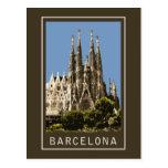 Barcelona Sagrada Familia Postcards