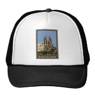 Barcelona Sagrada Familia Trucker Hat