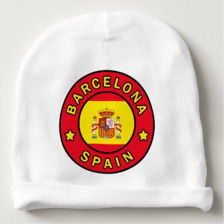 Barcelona Spain Baby Beanie