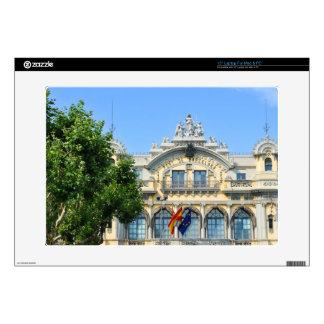 "Barcelona, Spain Skin For 15"" Laptop"