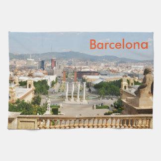 Barcelona, Spain Towel