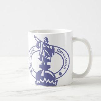 Barcelona Stamp Mugs