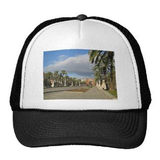 Barcelona The Arc de Triomf Mesh Hat