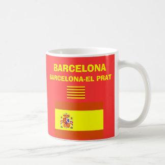 Barcelona-The Plat* Barcelona Airport Mug