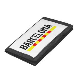 Barcelona Trifold Wallet