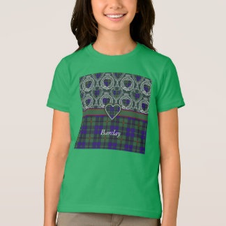Barclay clan Plaid Scottish tartan T-Shirt