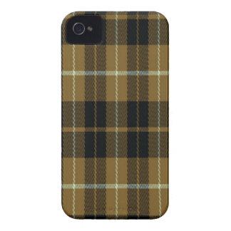 Barclay Scottish Crest and Tartan iPhone4 Case