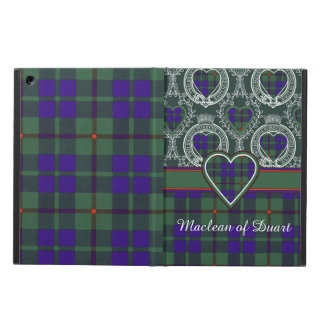 Barcley clan Plaid Scottish kilt tartan iPad Air Case