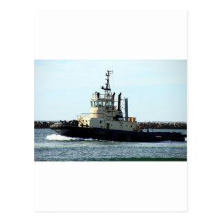 Barco 4 del tirón postal
