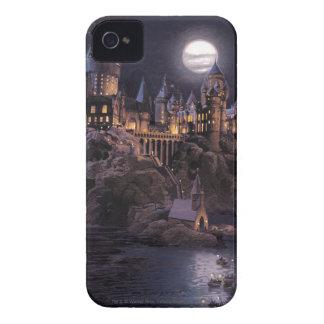 Barco al castillo de Hogwarts Case-Mate iPhone 4 Cobertura