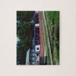 Barco de canal de Whitewater Puzzles