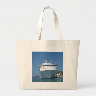 Barco de cruceros bolsa de mano