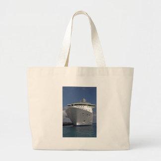 Barco de cruceros bolsa