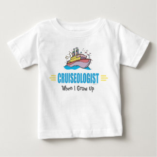 Barco de cruceros divertido t-shirt