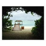 Barco de la isla de Maldivas Arte Con Fotos