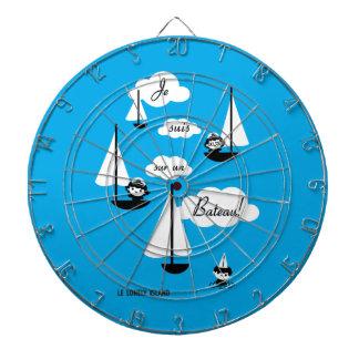 ¡Barco de la O.N.U del sur de los suis de Je!