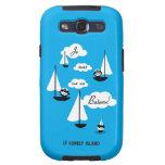 ¡Barco de la O.N.U del sur de los suis de Je! Samsung Galaxy S3 Coberturas