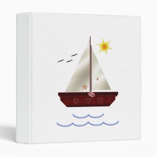 """Barco de la vela del niño carpeta 1"""""""