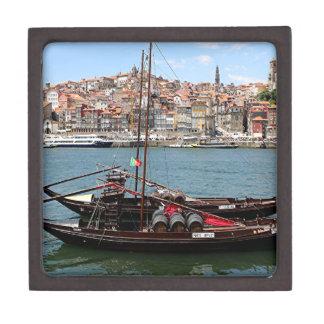 Barco de Oporto Offley, Portugal Cajas De Joyas De Calidad