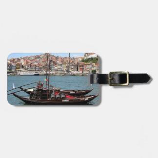 Barco de Oporto Offley, Portugal Etiquetas Maletas