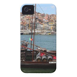 Barco de Oporto Offley, Portugal iPhone 4 Protectores