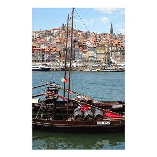 Barco de Oporto Offley, Portugal Papelería