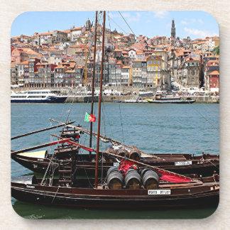 Barco de Oporto Offley, Portugal Posavasos De Bebida