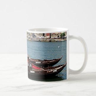 Barco de Oporto Offley, Portugal Taza Clásica