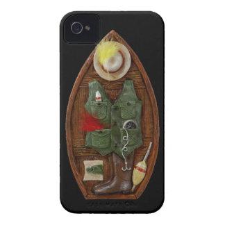 barco de pesca carcasa para iPhone 4 de Case-Mate