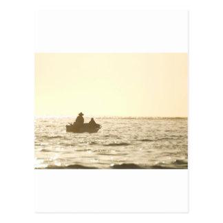 Barco de pesca de Cabo Postales