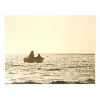 Barco de pesca de Cabo Tarjetas Postales