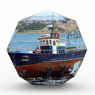 Barco de pesca de Vimar, Oporto, Portugal