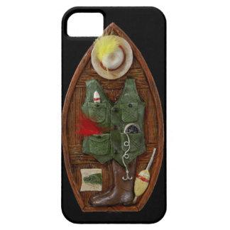 barco de pesca funda para iPhone SE/5/5s