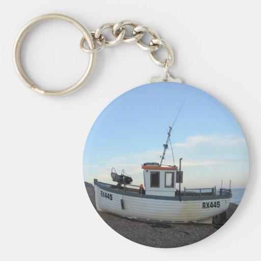 Barco de pesca RX445 Guillermo Henry Llaveros